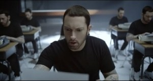 "Eminem ""Walk On Water"" (Official Video Teaser)"